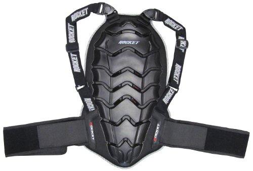 Joe Rocket Speedmaster 2.0 - Protector de espalda, Negro, Large