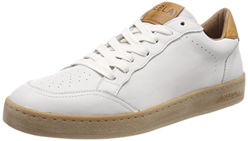 Sneakers Off Wht Replay Blanc Froid Basses Homme wqvq8