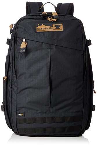Mountainsmith Continental Travel Backpack, Heritage Black, One Size