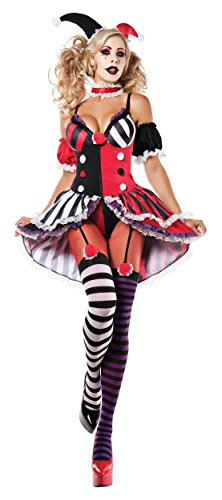 No Good Harlequin Shaper Adult Costume - Small -