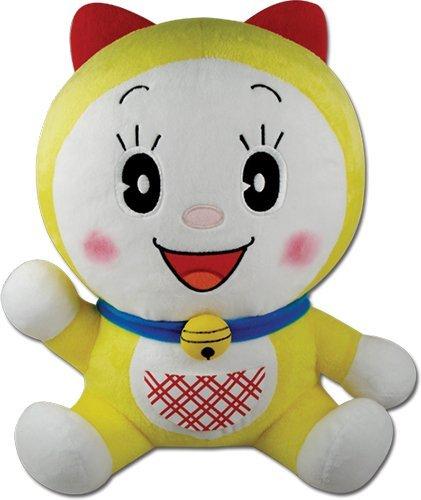 Doraemon unisex-adult Doraemon Sitting Pose Dorami 12″ Stuffed Figure Standard