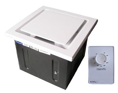 Aero Pure SBF 110 G5W CoMCS Energy Star Qualified 110 CFM Bath Fan