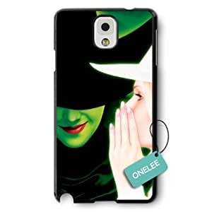 Kingsface Onelee - Wicked Broadway Musical Black Samsung Galaxy Note 3 case cover & Cover - Black 3KB5Mfdnkcr 1