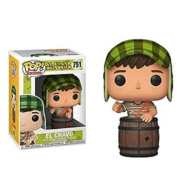 POP! Television: El Chavo and El Chapulín Colorado Vinyl Figures Set: Toys & Games
