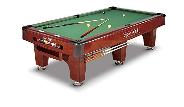 Desconocido Mesa de billar carambola Pool Americana Original Fas Oxford 254 Art.GB7: Amazon.es: Hogar