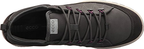 Image of ECCO Women's Aspina Low Hiking Shoe, moonless/dark shadow, 40 EU/9-9.5 M US