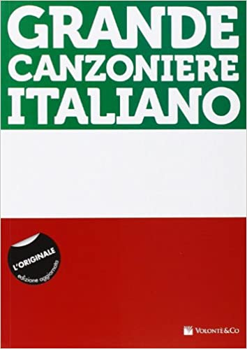 canzoniere chitarra classica musica italiana