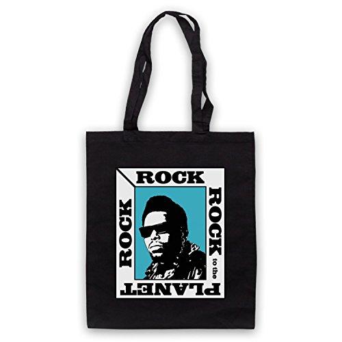 Sac D'emballage Planet Par Rock Inspire Officieux Afrika Noir Bambaataa 41anwYq
