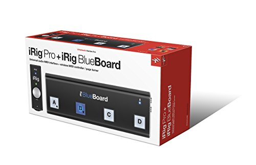 IK Multimedia iRig Blueboard Bundle