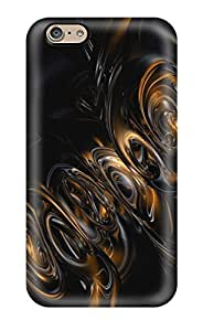 XiFu*MeiEric S Reed Iphone 6 Hybrid Tpu Case Cover Silicon Bumper Shapes AbstractXiFu*Mei