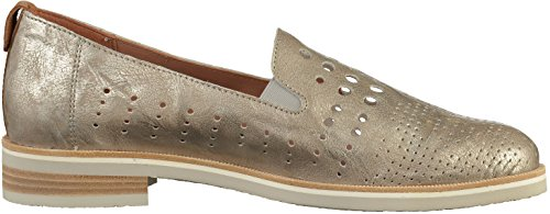 Mephisto P5126443 Womens Loafers Silver uv5G53B