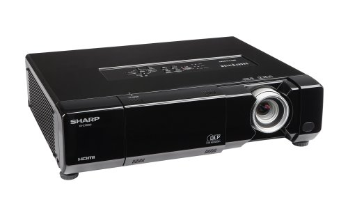 Sharp XVZ15000 High Definition Theater Projector