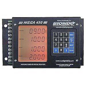 BIONDO RACING PRODUCTS Digital Mega 450 Delay Box P/N MEGA450-BR (Biondo Delay Box)