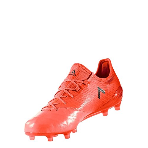de nbsp;Firm 1 Adidas Ace Botas naranja Cuero Ground 17 vzwTwY