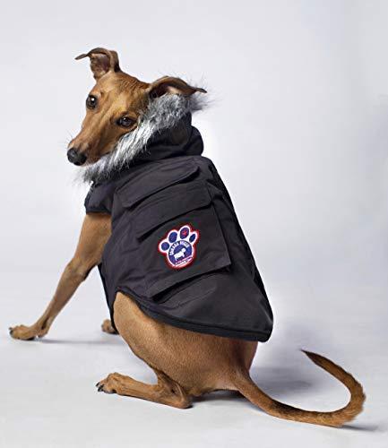 Canada Pooch Everest Explorer Dog Vest, Black, Size 18 by Canada Pooch (Image #1)