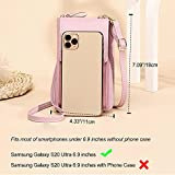 Aeeque Small Crossbody Cell Phone Purse Mobile