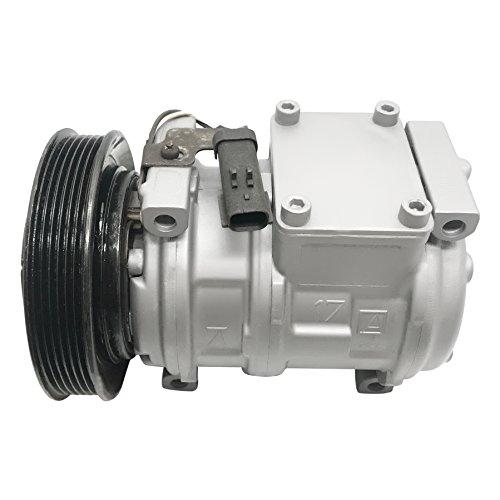 RYC Remanufactured AC Compressor and A/C Clutch GG381 Dodge Intrepid Ac Compressor