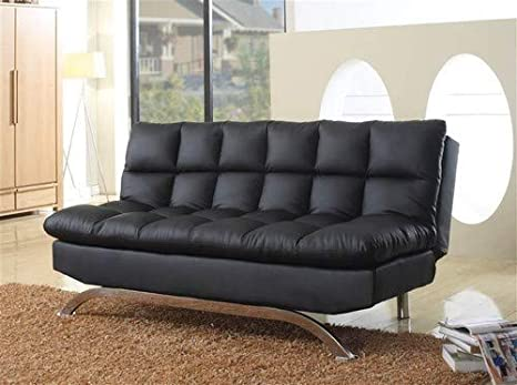 Amazon.com: Milton Greens Stars Lugo Plush Futon Sofa Bed ...