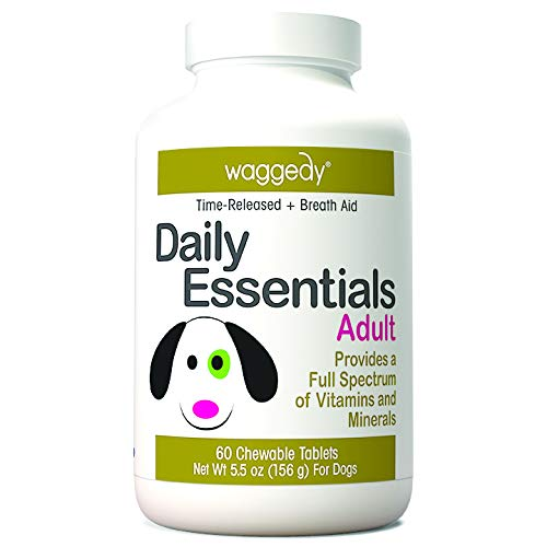 waggedy Chewable Dog Vitamins