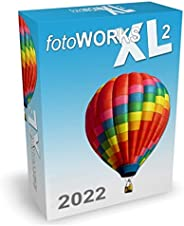 FotoWorks XL 2022 Version - Photo Editing Software for Windows 10, 11, 7 and 8 - Very easy to use