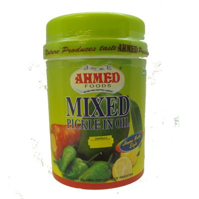 ahmed mixed pickle - 1