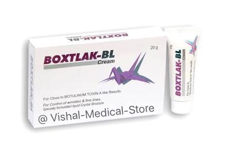 Boxtlax Bl   Best Wrinkles Remover  Fine Lines   Anti Ageing Cream   For Botulinum Toxin A Like Results