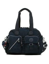 Kipling Defea Handbag with Shoulder Strap, True Blue, One Size
