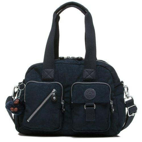 Kipling Luggage Defea Handbag with Shoulder Strap, True Blue, One Size