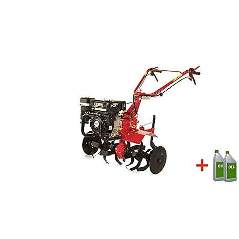 FORT motoazada A Gasolina minitigre Motor de 5 HP: Amazon.es: Jardín