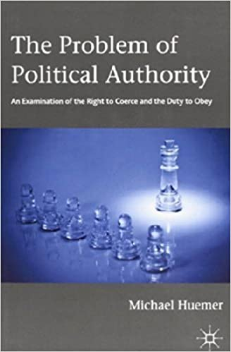 The Problem of Political Authority: An Examination of the Right to Coerce and the Duty to Obey by Huemer, Michael 2012 Paperback: Amazon.es: Professor Michael Huemer: Libros