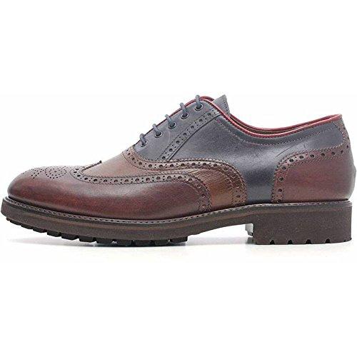 Nero Giardini Negro Giardini–Zapatos Hombre Elegante Marrón a604401u-304