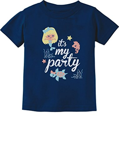 Navy Baby Doll T-Shirt - 7