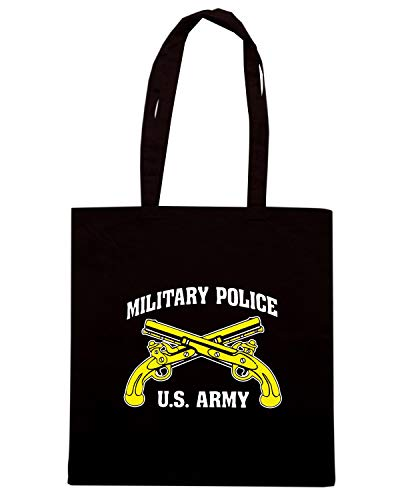 TM0430 Shirt Speed MILITARY US Borsa Shopper POLICE ARMY Nera 1UwpwaqPI