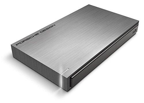 LaCie Porsche Design P'9220 1 TB USB 3.0 Portable External Hard Drive 302000 by LaCie (Image #2)'