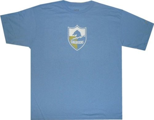 San Diego Chargers Lance Alworth Reebok Throwback Pro Style T Shirt (XL)
