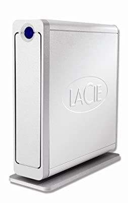 LaCie 301269U Ethernet Disk Mini Home Edition Network Attached Storage Hard Drive