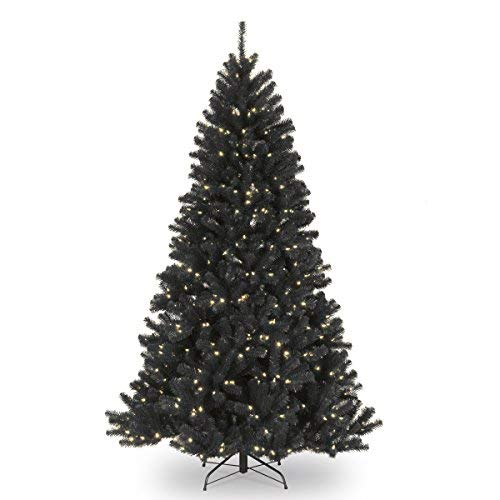 National Tree 7.5 Foot North Valley Black Spruce Tree -