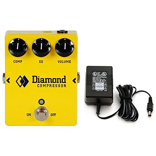 Diamond Compressor - CPR-1 Opto Comp and EQ w/ Power Supply by Diamond