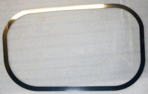 Volvo VN670-780 - VT880 Window Trim - Top Sleeper (2003+)