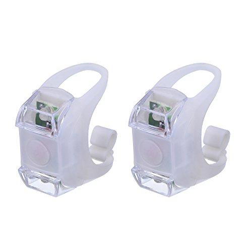 Led Boat Navigation Lights Battery: Mudder Boat Stern LED Navigation Light 2 Pack White