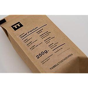 Caffe decaffeinato in grani - 250g - Espresso - Decaf Premium - Tusell Tostadores