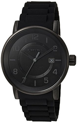 Wenger-Mens-Attitude-Outdoor-Swiss-Quartz-Stainless-Steel-and-Silicone-Casual-Watch-ColorBlack-Model-010341112