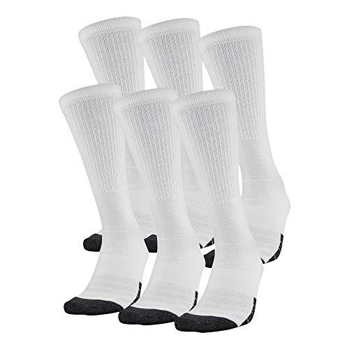 Under Armour Adult Performance Tech Crew Socks