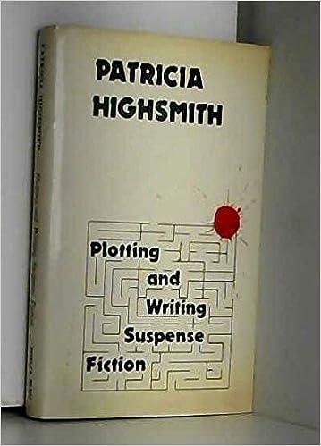 Plotting and Writing Suspense Fiction: Amazon.es: Highsmith, Patricia: Libros en idiomas extranjeros