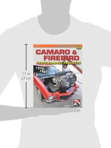 Camaro/Firebird Performance Projects 1970-1981: Amazon.es: Tann, Jeff: Libros en idiomas extranjeros