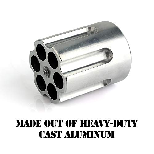 Novelty - Gun Cylinder Pen Holder
