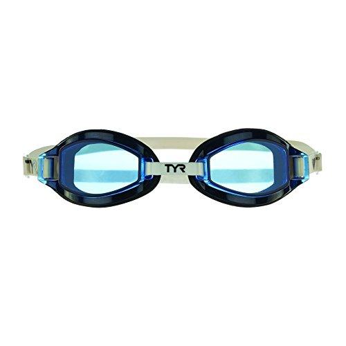 TYR Team Sprint - anteojos de natación, Azul