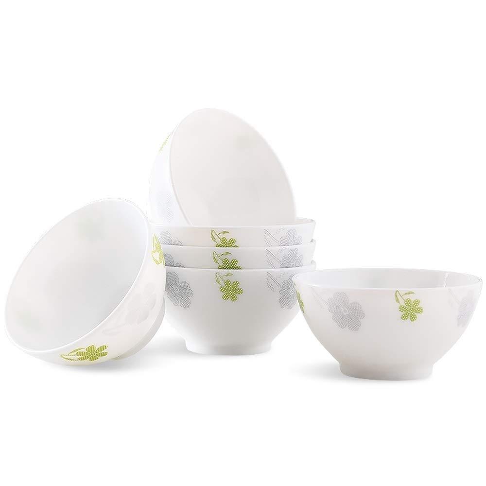 WZC Tazón, cuencos para bebés, platos de comida, tazón de cerámica ...