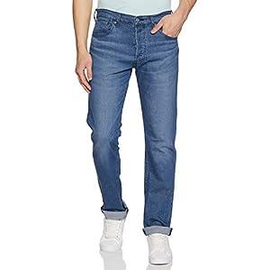Levi's Men's Straight Fit Regular Jeans