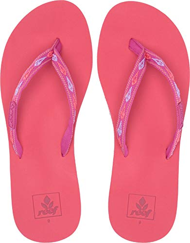 (Reef - Womens Ginger Sandals, Size: 11 B(M) US, Color: Tropical Sunset)